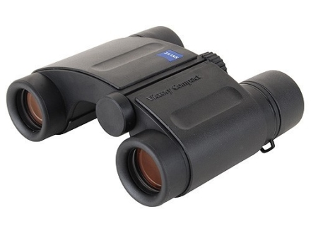 Zeiss Victory Compact Binocular 8x 20mm Roof Prism with Case Black