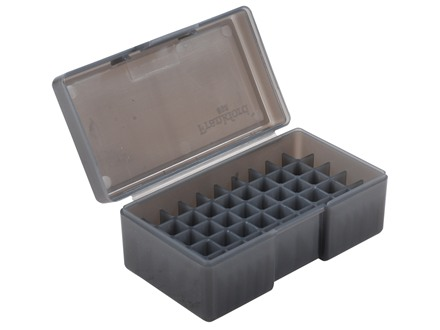 Frankford Arsenal Flip-Top Ammo Box #503 38 Special, 38 Super, 357 Magnum 50-Round Plastic