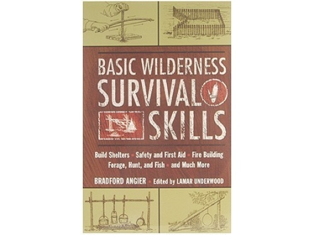 """Basic Wilderness Survival Skills"" by Bradford Angier"