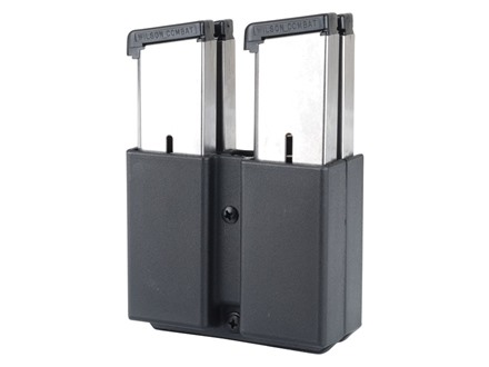 Blade-Tech Injection Molded Quad Magazine Pouch 1911 Single Stack Magazines Tek-Lok Polymer Black
