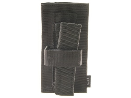5.11 Tactical Light or Baton Pouch for 5.11 Tactical Vests or Shirts Nylon Black