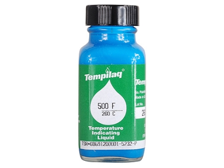 Tempilaq Temperature Indicator 500 Degree 2 oz