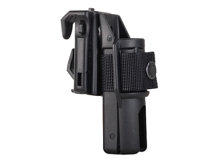 Brite Strike Roto-Loc Flashlight Holster for Brite Strike Flashlights Polymer Black
