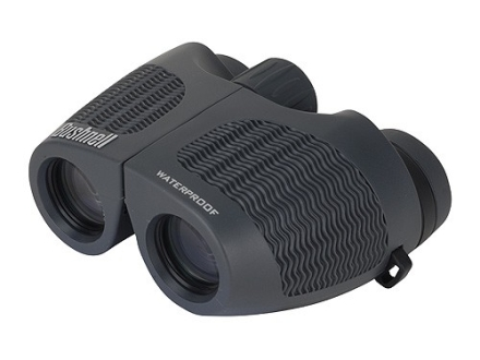 Bushnell H2O Compact Binocular 10x 26mm Porro Prism Armored Black