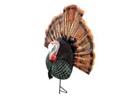Flextone Michael Waddell's Thunder Chicken 1/4 Strut Jake/Gobbler Turkey Decoy Polymer