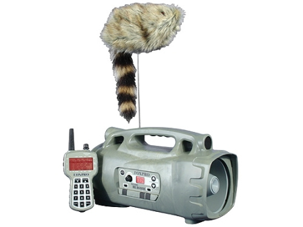 FoxPro Prairie Blaster Electronic Predator Call with 100 Digital Sounds Olive Green
