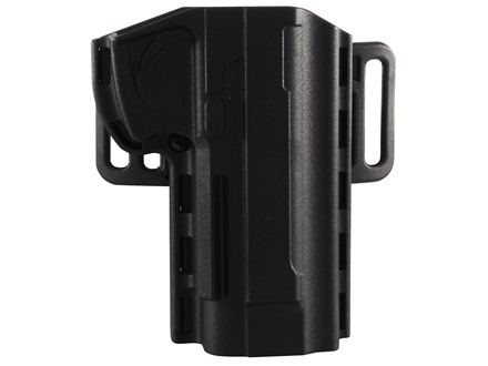 Uncle Mike&#39;s Reflex IRT Holster Right Hand Beretta 92, 96 Polymer Black