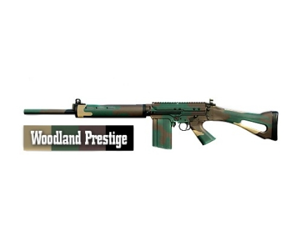 Lauer Woodland Prestige Camo Template Only