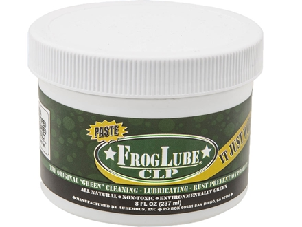 FrogLube CLP Bio-Based Cleaner, Lubricant, and Preservative 8 oz Paste