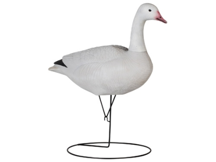 Tanglefree Pro Series Full Body Upright Snow Goose Decoys Pack of 6