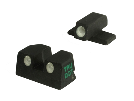 Meprolight Tru-Dot Sight Set Sig P229 Steel Blue Tritium Green Front Orange Rear