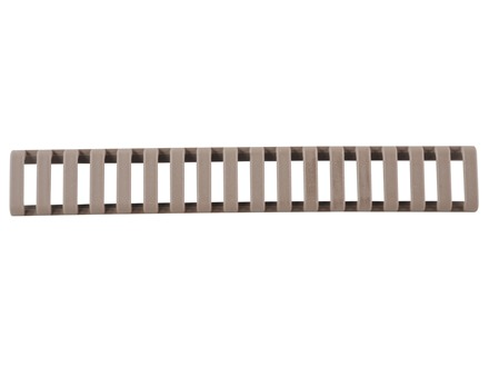 "MagPul Low Profile Picatinny Rail Cover 6-1/2"" Polymer"