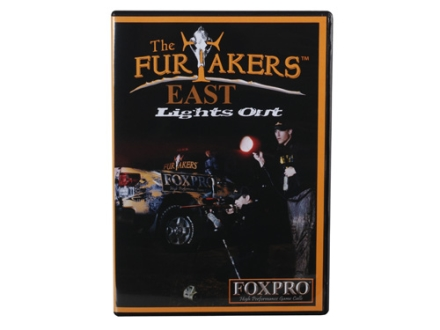 FoxPro Furtakers Volume 3 &quot;Lights Out&quot; Predator Video DVD