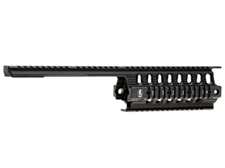 Troy Industries SIG-556 Battle Rail 2-Piece Quad Rail Sig Sauer 556 Pistol Black