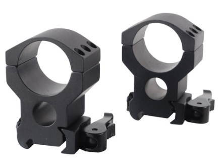 Burris 30mm Xtreme Tactical QD Picatinny-Style Rings Matte Extra-High