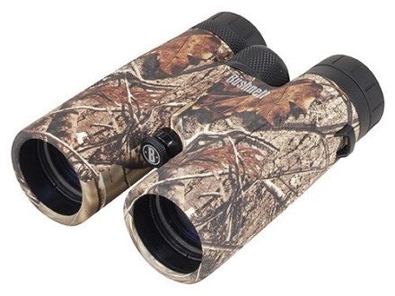 Bushnell Powerview Binocular 10x 42mm Roof Prism Realtree AP Camo
