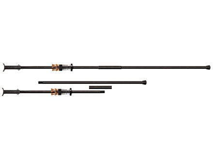 Cold Steel Big Bore .625 Caliber Blowgun 5 Foot Two Piece Aluminum Black
