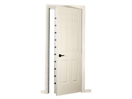 Browning Security Door Six-Panel White Primer