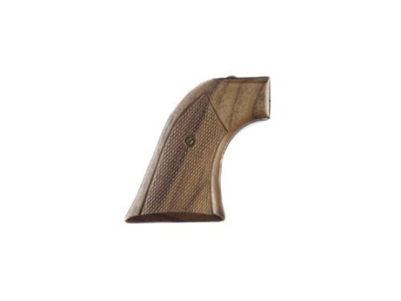 Hogue Cowboy Grips Ruger Blackhawk, Single Six, Vaquero Checkered Walnut