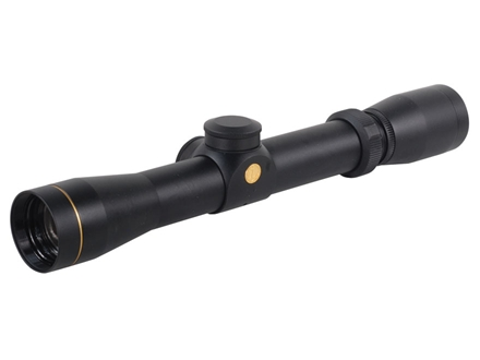 Leupold VX-1 Rimfire Rifle Scope 2-7x 28mm Fine Duplex Reticle Matte