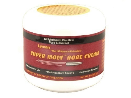 Lyman Super Moly Bore Conditioner Cream 3 oz