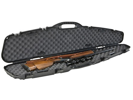 "Plano Protector Pro-Max PillarLock Scoped Rifle Case 53-1/2"" x 13"" x 3-3/4"" Polymer Black"
