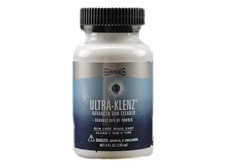Gunslick Pro Ultra Klenz Bore Cleaning Solvent 4 oz Liquid