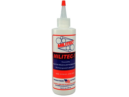 Militec-1 Synthetic Rust Preventative and Metal Conditioner 8 oz Liquid