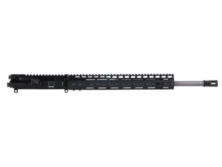 Noveske AR-15 Rogue Hunter A3 Flat-Top Upper Assembly 5.56x45mm NATO 1 in 7&quot; Twist 18&quot; Barrel Stainless Steel with NSR-13.5 Free Float Handguard, Flash Hider