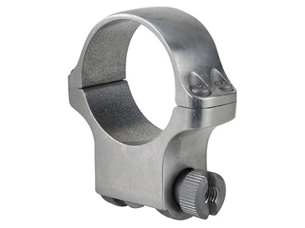 Ruger 30mm Ring Mount 5K30 Silver High