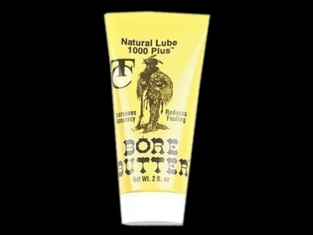 Thompson Center Natural Lube 1000 Plus Bore Butter Natural Scent Tube