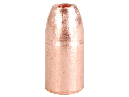 Copper Only Projectiles (C.O.P.) Solid Copper Bullets 357 Magnum (357 Diameter) 140 Grain Hollow Point Lead-Free Box of 50