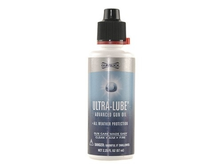 Gunslick Pro Ultra Lube Gun Oil 2-1/4 oz Liquid
