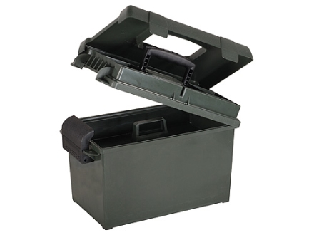 MTM Sportsman Plus Utility Dry Box 15&quot; x 8.8&quot; x 9.4&quot; Polymer Forest Green