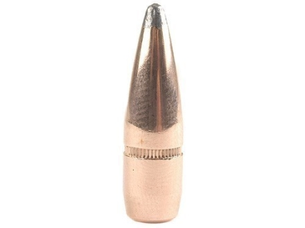 Hornady InterLock Bullets 30 Caliber (308 Diameter) 190 Grain Spire Point Boat Tail Box of 100