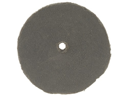 "Cratex Abrasive Wheel Flat Edge 7/8"" Diameter 1/8"" Thick 1/16"" Arbor Hole Extra Fine Bag of 20"