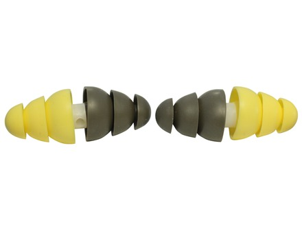 Peltor Indoor-Outdoor Range E-A-R Ear Plugs (NRR 22 dB) 1 Pair