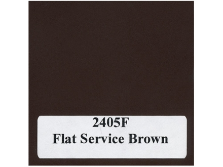 KG Gun Kote 2400 Series Flat Service Brown 8oz