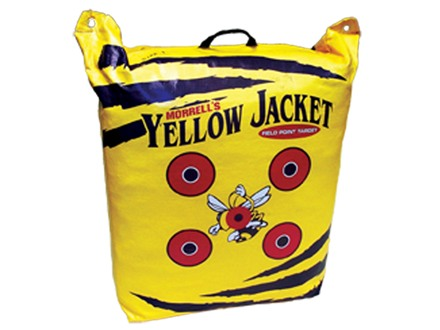 Morrell Yellow Jacket Field Point Bag Archery Target