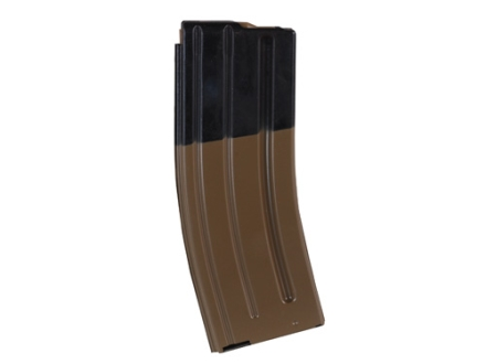 FNH Magazine FN SCAR 16S 223 Remington 30-Round Steel Flat Dark Earth