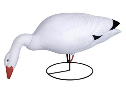 Flambeau Storm Front Full Body Feeder Pack Snow Goose Decoys Pack of 6