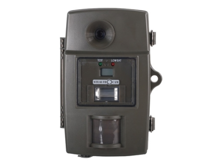 Stealth Cam Rogue Digital Game Camera 8.0 Megapixel Black