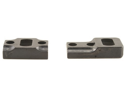 Leupold 2-Piece Dual-Dovetail Scope Base Kimber 84 Gloss