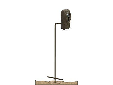 Cuddeback Genius Post Game Camera Mounting Bracket Steel Brown