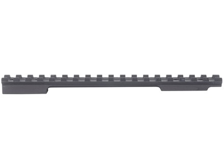 EGW 1-Piece Picatinny-Style 20 MOA Elevated Base Savage 110 Through 116 Flat Rear Long Action Matte