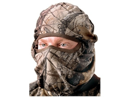 Hunter&#39;s Specialties Flex Form 2 Jersey Face Mask Cotton Realtree AP Camo