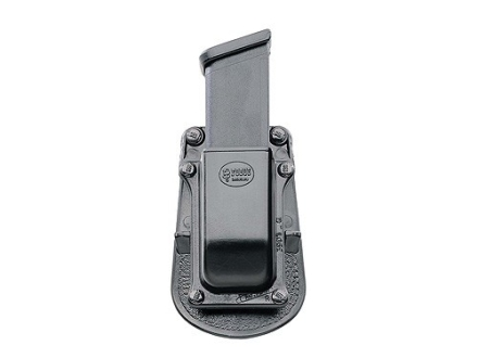 Fobus Paddle Single Magazine Pouch HK, Glock 9mm Luger, 40 S&W Polymer Black