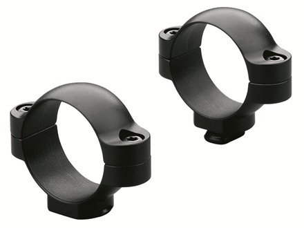 "Leupold 1"" Standard Rings Matte Super-High"