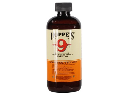 Hoppe&#39;s #9 Bore Cleaning Solvent 16 oz Liquid