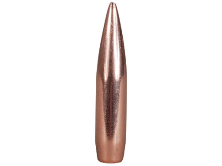 Hornady Match Bullets 30 Caliber (308 Diameter) 225 Grain Hollow Point Boat Tail Box of 100